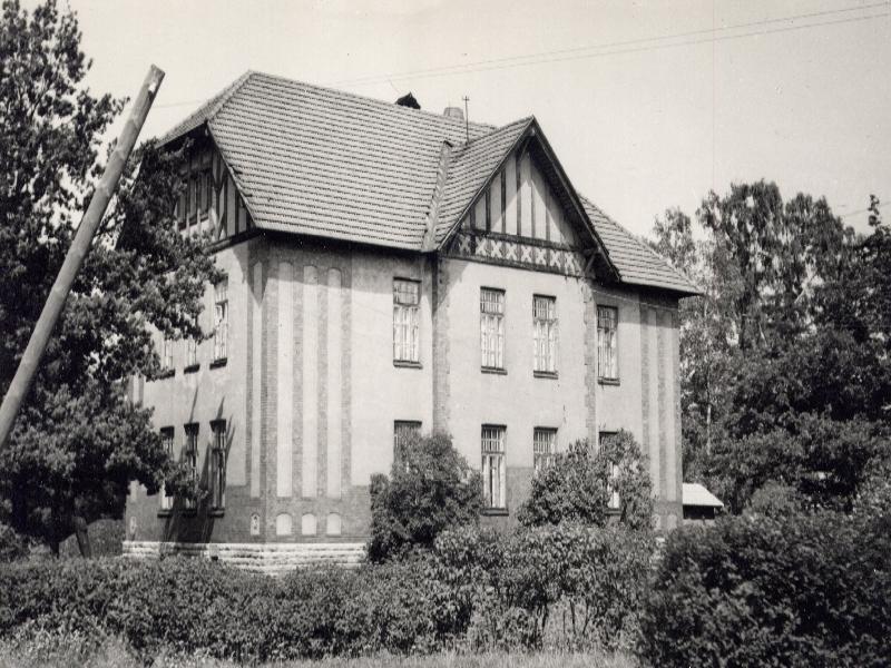 4e66bae55fd Seewaldi vaimuhaigla ravikorpused Tallinnas Paldiski mnt 52. Arhitekt J.  Rosenbaum
